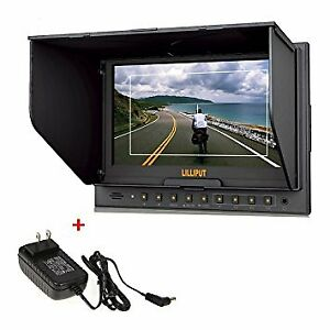 "Lilliput 7"" Field Monitor - Moniteur camera DSLR"