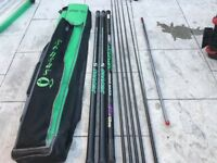 Sensas power 635 16 metre pole for sale