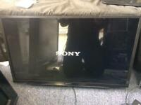 """Sony 32"""" hd led freeview tv"""