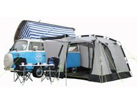 KHYAM Motordome Tourer Drive Away Awning - VW T5, Transporter Campervan etc.