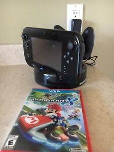 Wii U Gamepad and Controller w/Charging Set