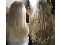 Mini Ring Hair Extensions