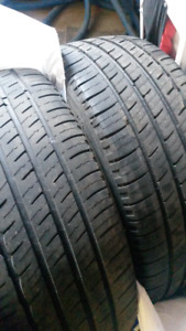Michelin All Seasons 225/45R17 for Sale $650 OBO