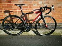 Full Carbon Eastway Disc Road Bike + Receipt & I.D