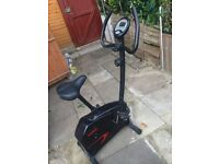 Like new exercise bike - good condition