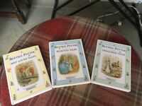 Beatrix Potter Books *Best Loved Tales* Treasured Tales* Selected Tales*