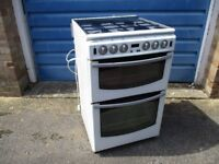 Stoves Newhome Gas Cooker - Oven Hob Grill
