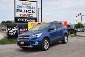 2017 Ford Escape ONE OWNER, NAV, SUNROOF, ONLY 6911 KM