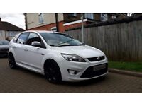 2008(58) FORD FOCUS ST FROZEN WHITE **LOW MILES** PX