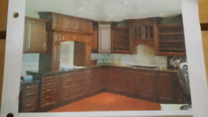 Stunning Maple kitchen - want it gone!  Trade skills or cash