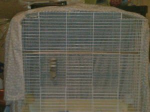 Large bird cage for sale!