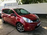 Nissan Note Dci N-Tec Mpv 1.5 Manual Diesel