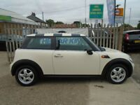 MINI HATCH 1.4 One 3dr (white) 2008