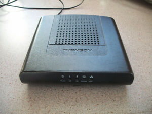 Thomson DCM476 Modem with TechSavy