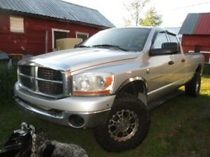 2006 Dodge Power Ram 2500 Pickup Truck