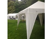 Marquee & Gazebos for hire (very competitive prices)