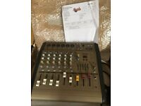 200 Watt Stereo PA System (Gear4Music/Behringer)