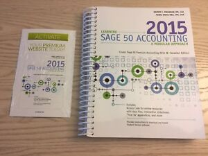 Sage 50 Accounting 2015 with Premium website