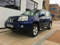 2003│Nissan X-Trail 2.5 SVE 5dr Auto │1 OWNER FROM NEW │FULL SERVICE HISTORY │HPI CLEAR