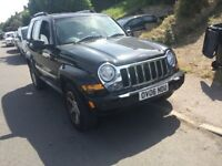 Jeep cherokee 3.6 v6 limited Automatic 2006 /06 reg