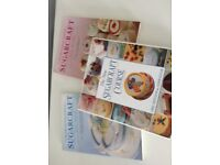 3 sugarcraft books