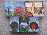Stephen Donaldson - 7 paperbacks from the epic Thomas Covenant & Mordant's Need