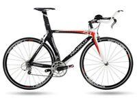 Mens or Ladies Timetrial Triathlon Bike - Pinerello FT1 Framesize 49cm