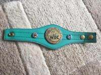 WBC wrist bracelet