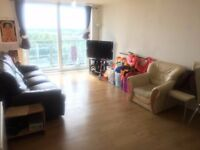 A LARGE TWO DOUBLE BEDROOM MODERN APARTMENT LOCATED IN THE HEART OF FELTHAM WITH TWO BATHROOMS