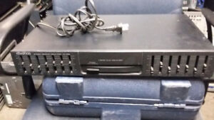Kenwood Stereo Graphic Equalizer