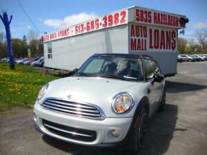 2011 MINI Cooper Clubman ***PAY ONLY $69 WEEKLY OAC***