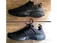 Men's Nike Air Presto SE (Black/Black) Size 10