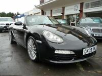 PORSCHE BOXSTER 3.4 24V S 2d 310 BHP Loaded with lots of extras! (black) 2009