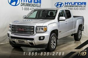 GMC Canyon + ALL-TERRAIN + CREW CAB + SUSPENSION OFF ROAD + IMPE
