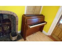Knight piano late 1930's early 1940s in good condition