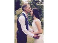 Experienced female wedding photographer
