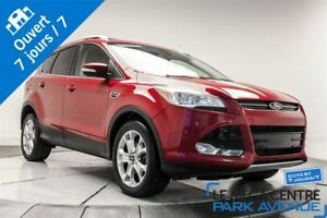2014 Ford Escape Titanium, AWD, NAV, BLUETOOTH, BANCS CHAUFFANTS