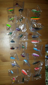 30 lures