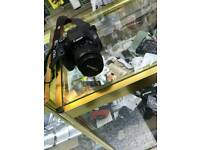 Canon d600 brand new with lenses
