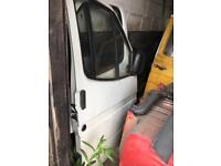 Ford transit mk5 smiley doors