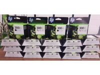 HP 300XL High Yield Tri-color and Black Original Ink Cartridge