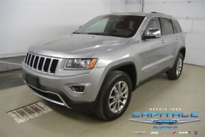 2016 Jeep Grand Cherokee Limited*COMME NEUF*