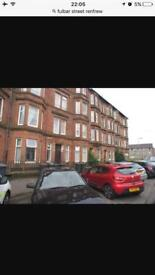 1 bed flat Ready now for immediate entry