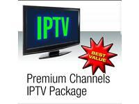 Premium IPTV service 12 months