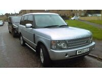 Land rover excellent condition