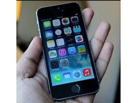 Apple Iphone 5S - Black - 16GB - Unlocked