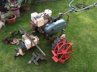 For sale petrol rotavator