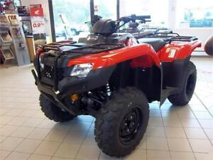 2017 Honda TRX420 Rancher 4x4 -$30 Weekly Tax In - SAVE $800