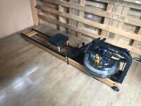 Fluid Water rowing machine-rower Apollo AR