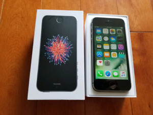 Space Grey iPhone SE 16GB with 5 Months of Warranty